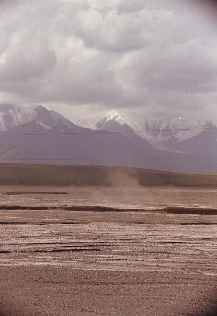 Kirghizistan argentique