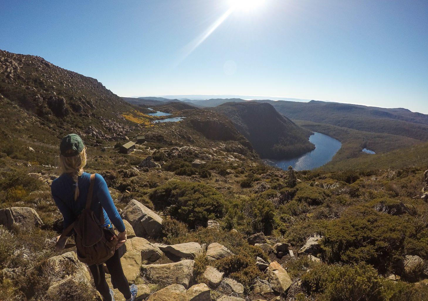 Tasmanie Mont Field